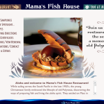 OpenTable Announces Mama's Fish House as Top 5 Restaurant in US